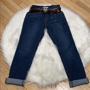 Levi's 505 Straight in a Size 4 in EUC